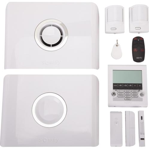 alarme maison somfy sans fil protexiom 5000 rtc. Black Bedroom Furniture Sets. Home Design Ideas