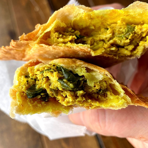 Coconut Curry Chicken Patty (1)