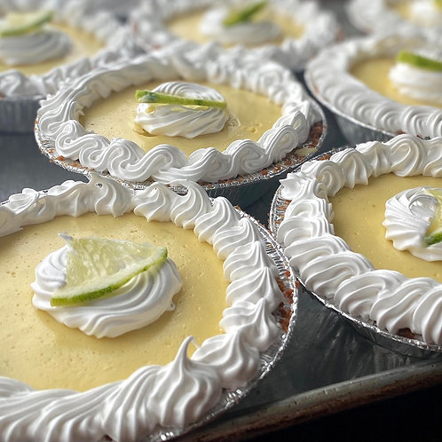 Key Lime Meringue Pie (Serv1-2)