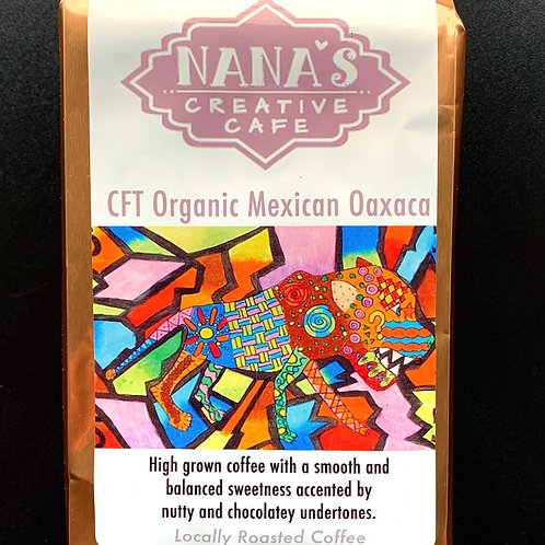 Oaxaca Blend Coffee Beans (whole or ground)