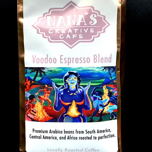 Voodoo Blend Coffee Beans (whole or ground)