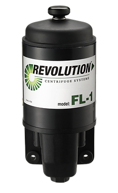 Oil Centrifuge by Revolution Centrifuge