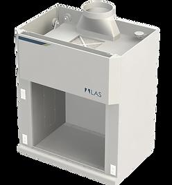 Vertical Polypropylene Fume Hood LAS-3000