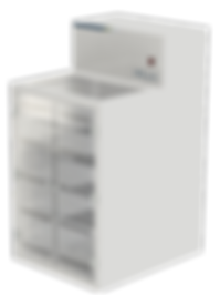 Polypropylene Dual Draft LAS-2600