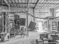 Roof Hatch Powder Coating California 9 -