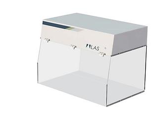 Polycarbonate Dead Air Workstation LAS-4000