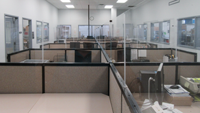 Sneeze Guards and Dividers to Help Protect Employees