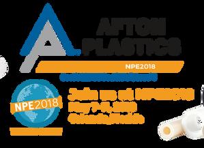 Afton Plastics to Exhibit at the National Plastics Expo in 2018!