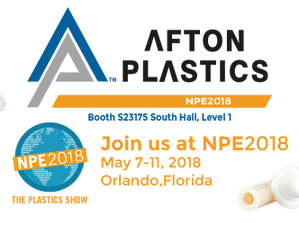 Afton Plastics to Exhibit at the National Plastics Expo in 2018!