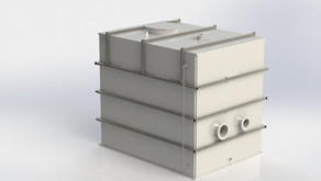Surge Tanks for Fluid-Handling Applications