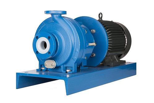 UC Series - Ansi Dimensional ETFE-Lined Magnetic-Drive Pumps, ULTRAChem® - Finis