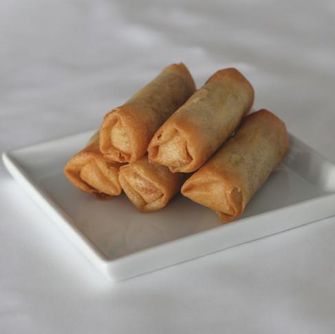Vegetable spring (imperial) rolls