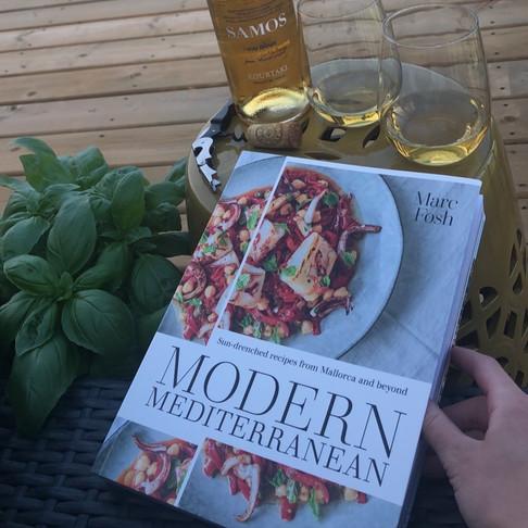 Cookbook of the Summer: Modern Mediterranean by Marc Fosh