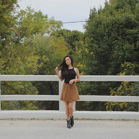 Transitioning to Fall: OOTD