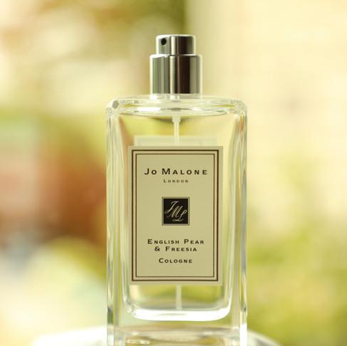 Fall scent alert! Jo Malone English Pear & Freesia