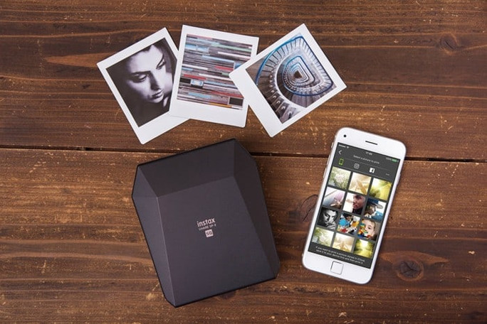 The latest and greatest from Fujifilm Instax!