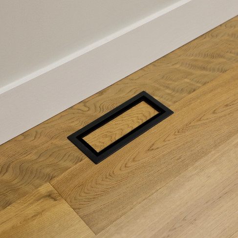 Aria has reinvented the vent (our most talked about home detail).
