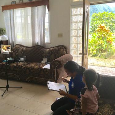 Tele-Speech Services in progress