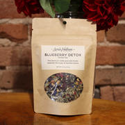 Blueberry Detox - Herbal Tea
