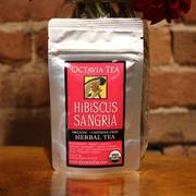 Hibiscus Sangria - Herbal Tea