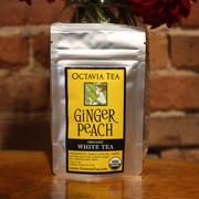 Ginger Peach - White Tea