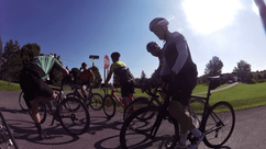 Saturday Morning Bike Ride