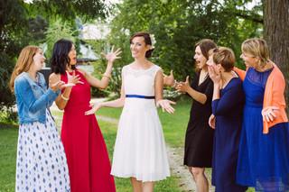 Hochzeit im Rosengarten Westerhof