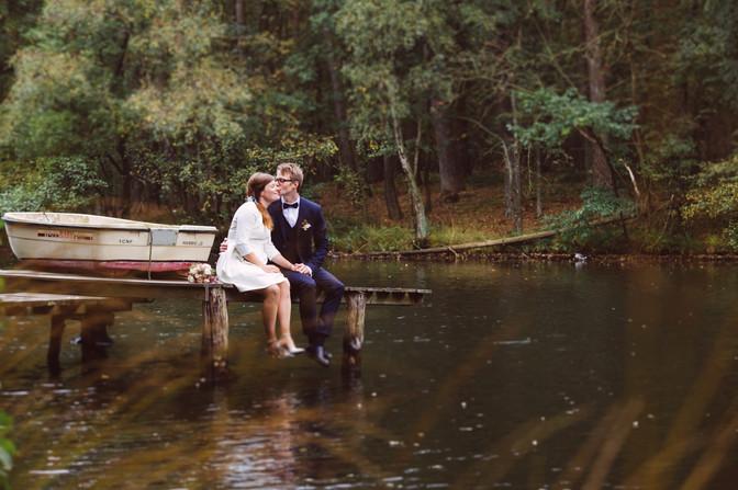 Romantisch am See
