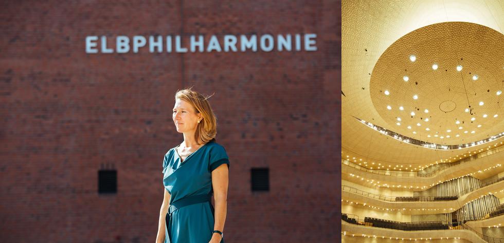 Elbphilharmonie Hamburg Orchester