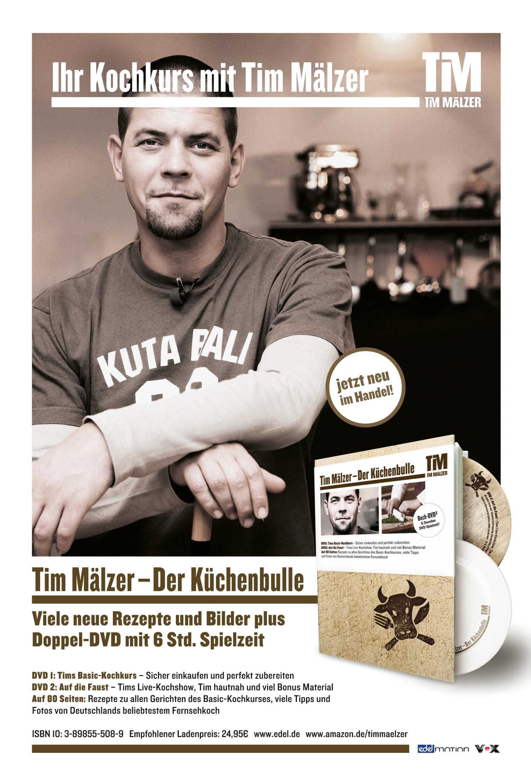 Tim Mälzer - Der Küchenbulle