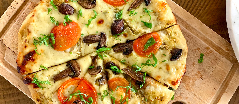 Easiest Ever Pizza
