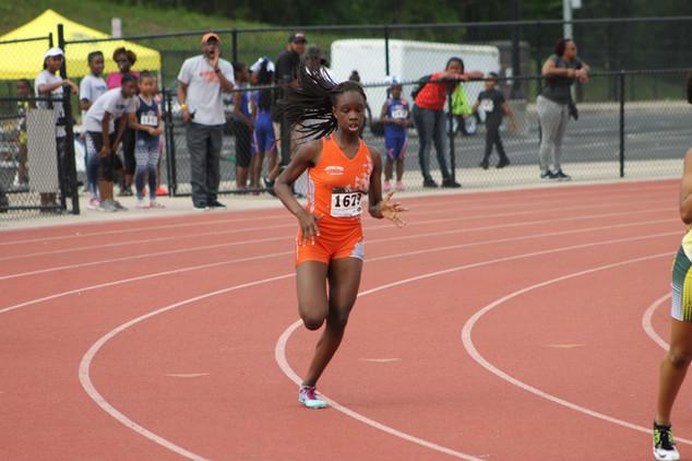 Madison Campbell 400m
