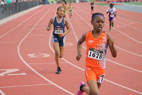 Shakierra Anderson 200m