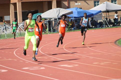 Malcolm Walkes 400m