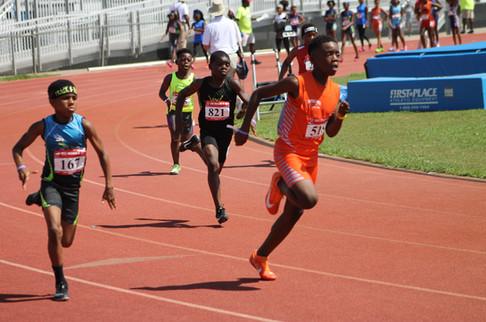 McKinley McShan 400m