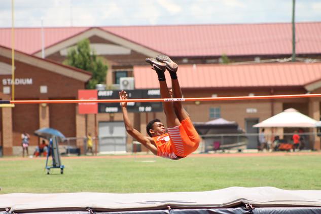 Ian Jackson High Jump