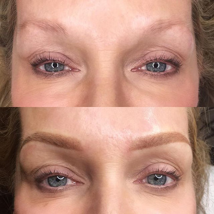 Ombré Brows add just the right amount of