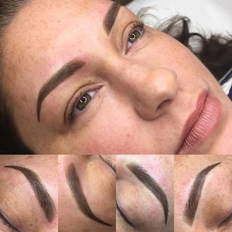 Them brows though!!! These turned out so