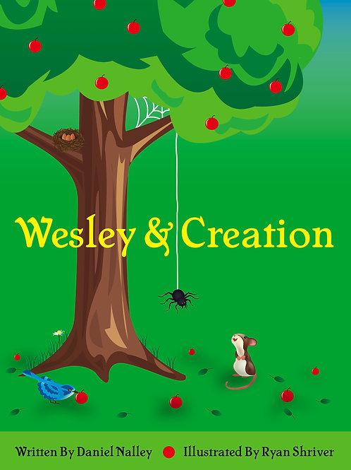 Wesley and Creation (Children'sbook)