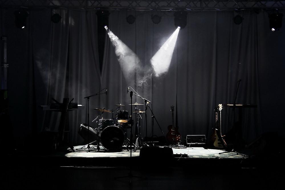 stage spotlight rental