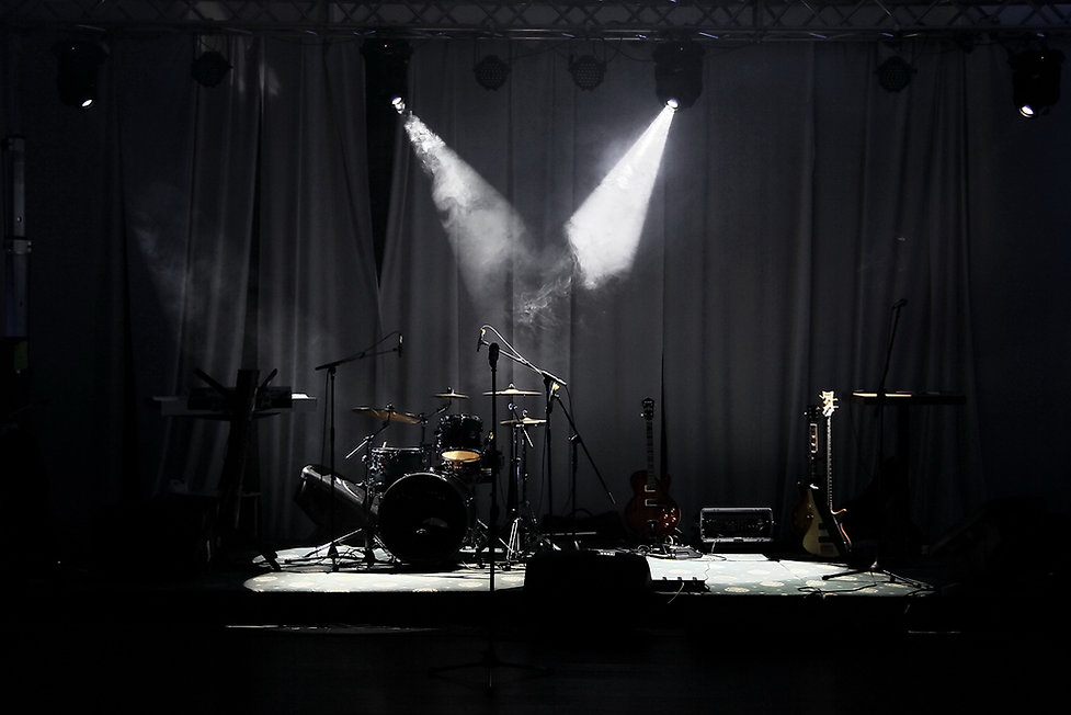 Stage hire for events
