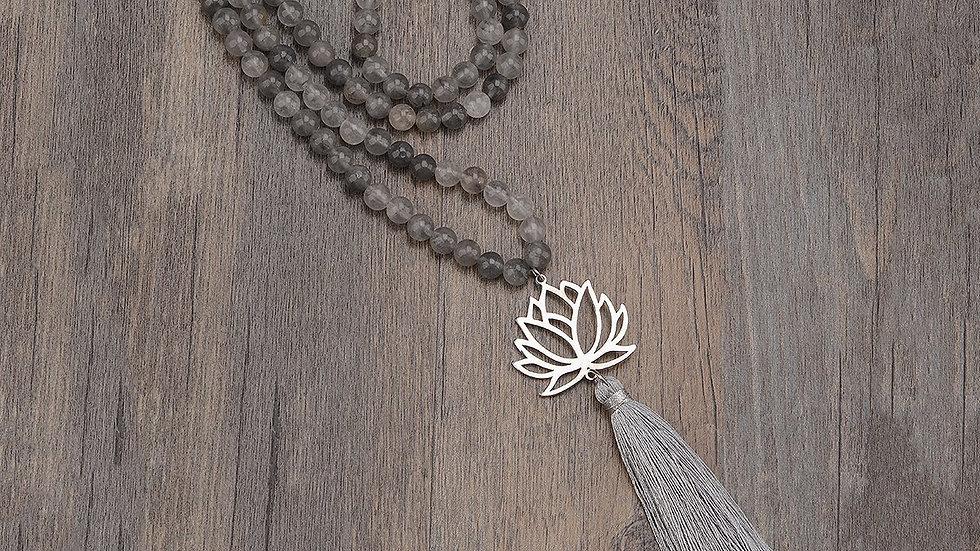 Loving Lotus Necklace