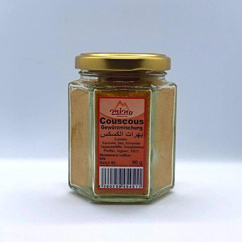 Couscous Gewürzmischung