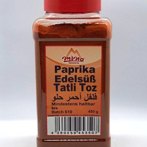 Paprika Edelsüß 450g