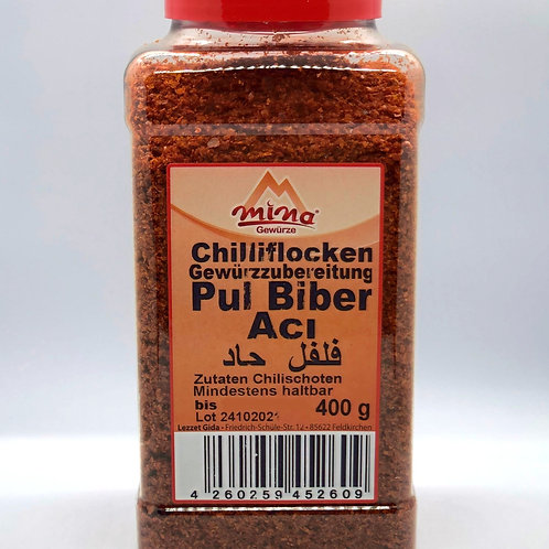 Chiliflocken 400g
