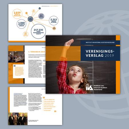 Jaarverslag IIA Nederland