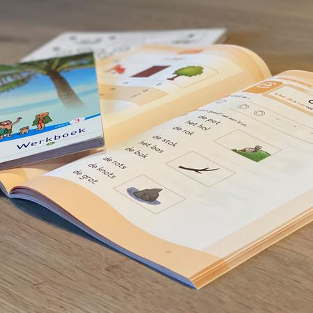"""""""TaalOceaan' Methode Aanvankelijk leren lezen groep 3"""