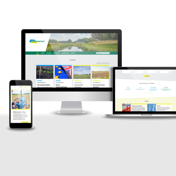 website LTO Nederland