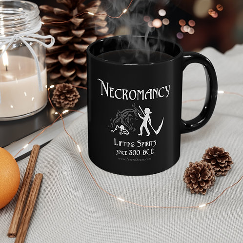 Necromancy - 11oz Black Mug