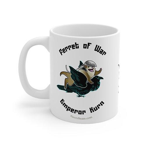 Ferret of War 11oz Mug